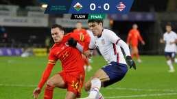Gales y Estados Unidos sacan bostezos pero no goles