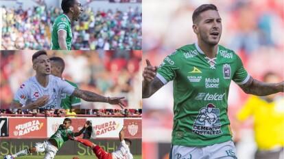 En duelo de goles el León se impone al Necaxa. Por parte del León anotaron Sopsa con tres tantos y uno por parte de Ángel Mena, por parte del necaxa anotaron Mauro Quiroga y Jesús Angulo.