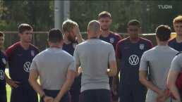 """El Team USA demostrará """"todo su poder"""" ante Cuba en la Nations League"""