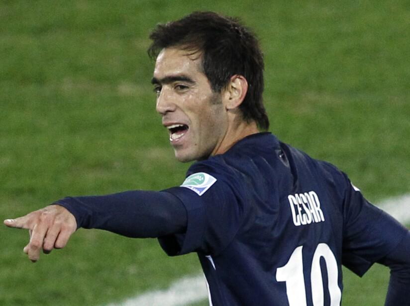En el Mundial de Clubes 2012, 'El Rey Midas' convirtió a Rayados en jugadores de bronce.