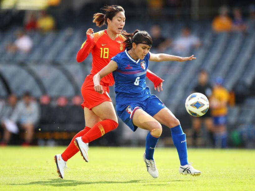 Women's Olympic Football Tournament Qualifier - Chinese Taipei v China