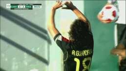 ¡Qué recuerdos! Andrés Guardado hizo soñar al Tri en Copa Oro ante USA