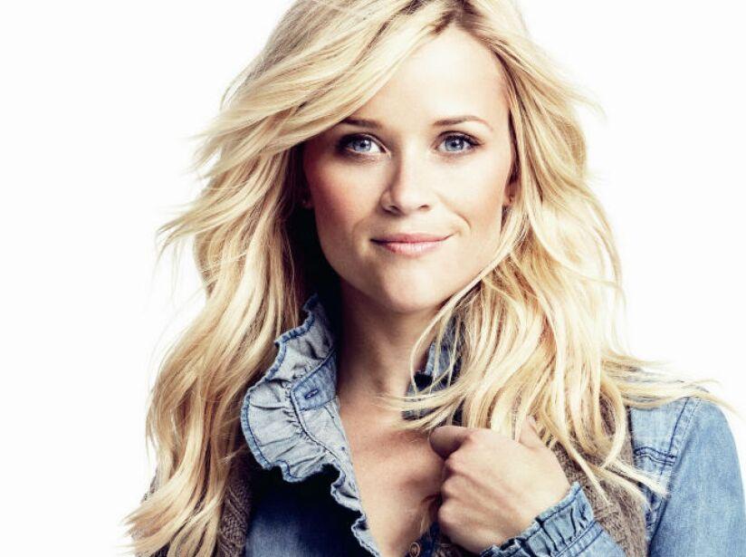 3. Reese Witherspoon: Esta rubia es otra de las famosas de baja estatura. La actriz mide 1.57 metros.