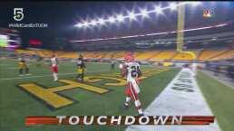 ¡Explosión de Nick Chubb! El corredor de los Browns aumenta 41-23