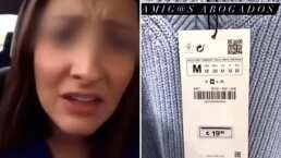 Ella es Lady Profeco, la mujer que se quejó porque no le cobraron en euros en una tienda de México