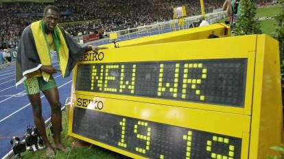 El día en que Usaín Bolt se convirtió en un rayo
