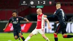 Sin Édson Álvarez, Ajax cae en casa ante el Twente