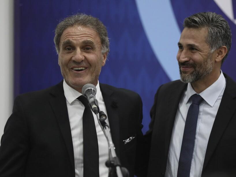 Mario Alberto Yepes, Oscar Ruggeri