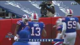 ¡Qué regreso de Bills! Isaiah McKenzie devuelve la patada de despeje