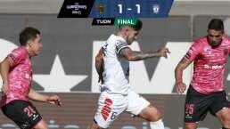 FC Juárez 1-1 Pachuca   Los Tuzos dejan ir una victoria cantada
