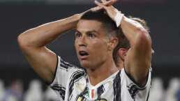 Cristiano Ronaldo, por viajar a Turín tras contagio