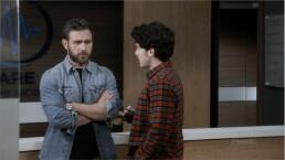 Capítulo 97: Carolina le pide el divorcio a Santiago