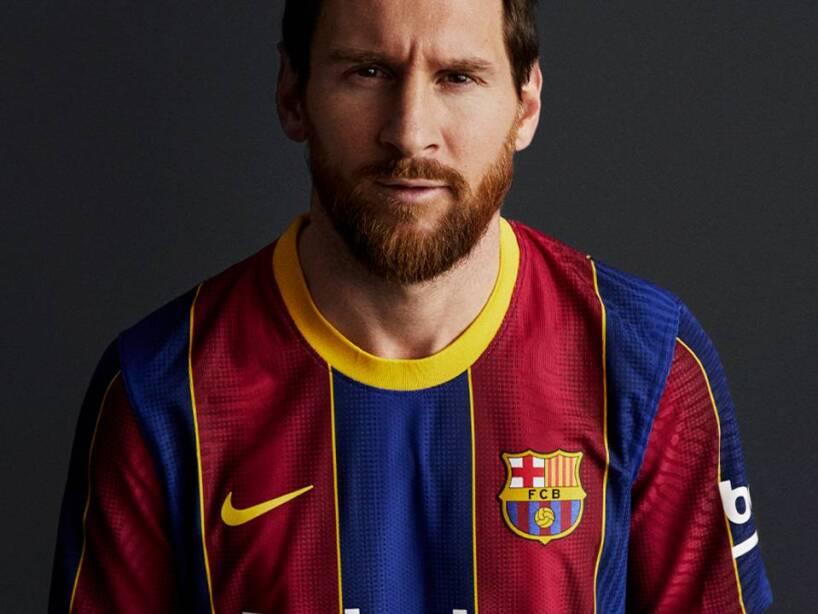 Lionel Messi Nueva Playera Barcelona.jpg