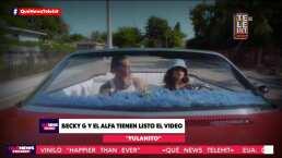Becky G y El Alfa estrenan el video de 'Fulanito'