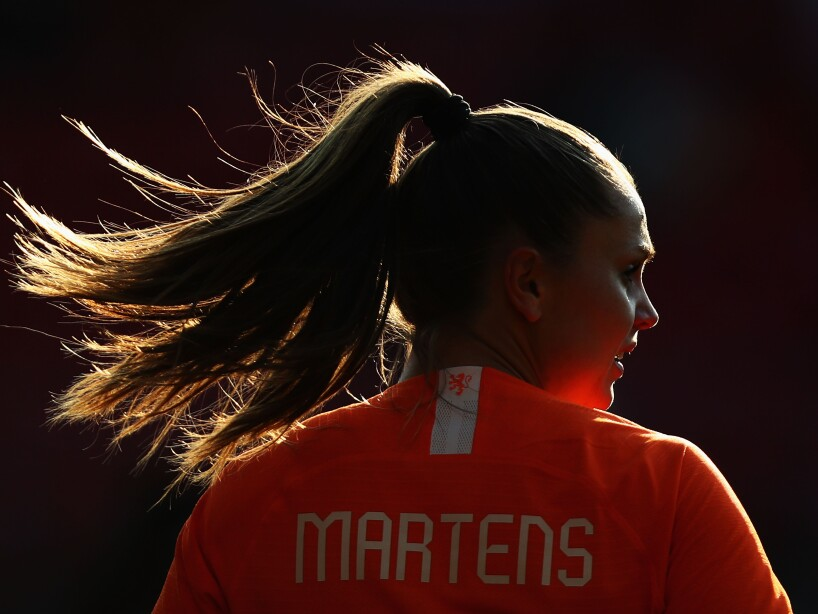 Netherlands Women v Chile Women - International Friendly
