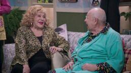 ESTE DOMINGO: Silvia Pinal echará a la calle a 'Una familia de diez'