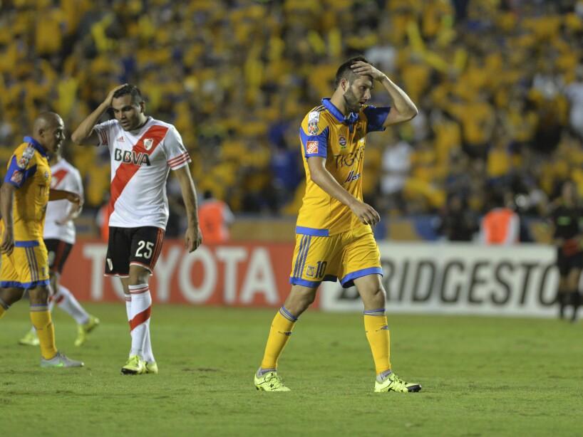 Tigres v River Plate - Copa Bridgestone Libertadores 2015