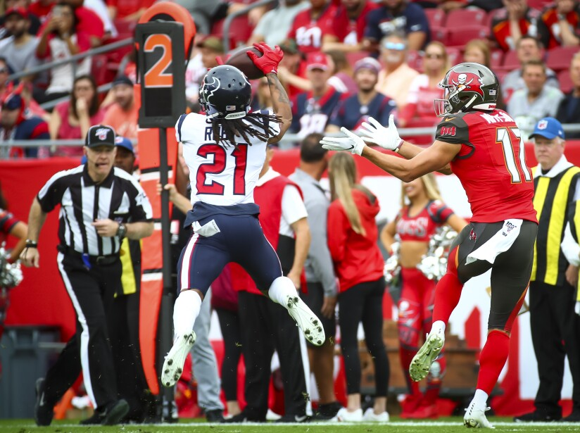Houston Texans v Tampa Bay Buccaneers
