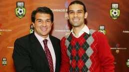Rafa cree que Laporta dará estabilidad al Barça