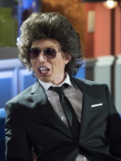 En la séptima temporada de 'Vecinos', Benito regresó a sus castings.