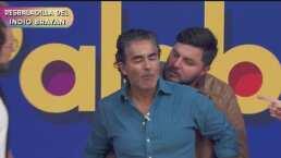 La resbaladilla del Indio Brayan: Paul Stanley y Raúl Araiza demuestran lo bien que se llevan