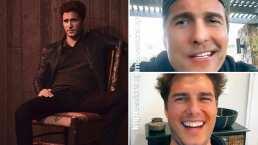 Diego Boneta se une a Tik Tok con increíble imitación de Tom Cruise y Matthew McConaughey