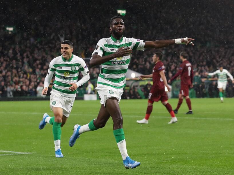 Celtic FC v CFR Cluj: Group E - UEFA Europa League