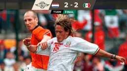 Futbol Retro | ¡Fue épico! El Tri rescató el 2-2 ante Holanda en el Mundial de 1998