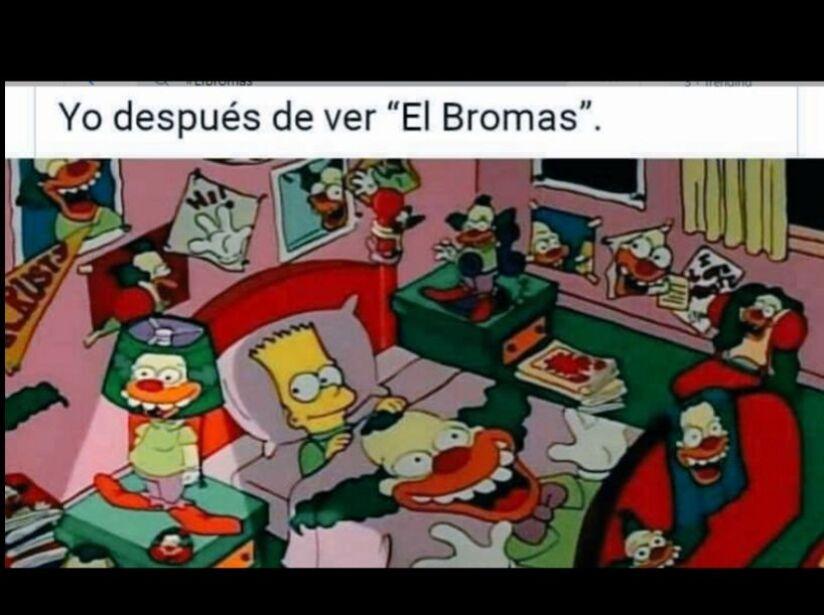 Los mejores memes de 'El Bromas'