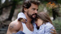 ¡Carlos intenta violar a Isabel!