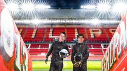 El PSV 'sube al tren' de Daft Punk a 'Chucky' y Gutiérrez