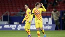 Griezmann revela que Messi le reclamó por rechazar a Barcelona una vez