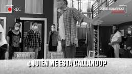 José Eduardo Derbez y Rodrigo Murray causan terror en su último día de grabaciones en 'Renta Congelada'