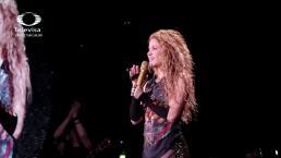 Shakira inicia gira en América en medio de acusaciones de plagio