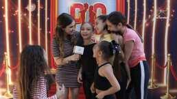 ¿Cómo vencer los nervios?: La duda se resuelve en el casting de  Pequeños Gigantes 2020 en Mérida