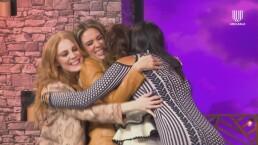 Entre lágrimas, las 'Netas Divinas' se despiden de Jacky Bracamontes