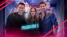 Revive el quinto y último programa de audiciones en La Voz Kids 2019