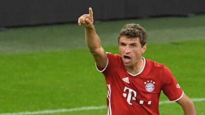 ¡Uno más para el Bayern Munich!