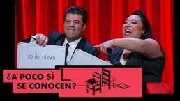 ¿A poco sí se conocen? Michelle Rodríguez balconea al 'Burro' Van Rankin y revela cuál es su villana favorita