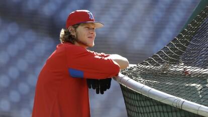 3B- Alec Bohm, Philadelphia Phillies.
