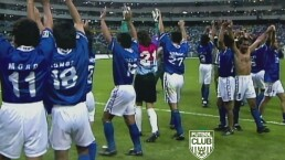 ¿Se repetirá? Cruz Azul eliminó a Pumas faltando dos minutos en 1994