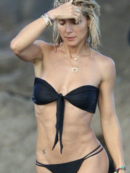 La modelo Elsa Pataky y el actor Chris Hemsworth disfrutan de unos días en Australia junto a Matt Damon y su esposa Luciana.