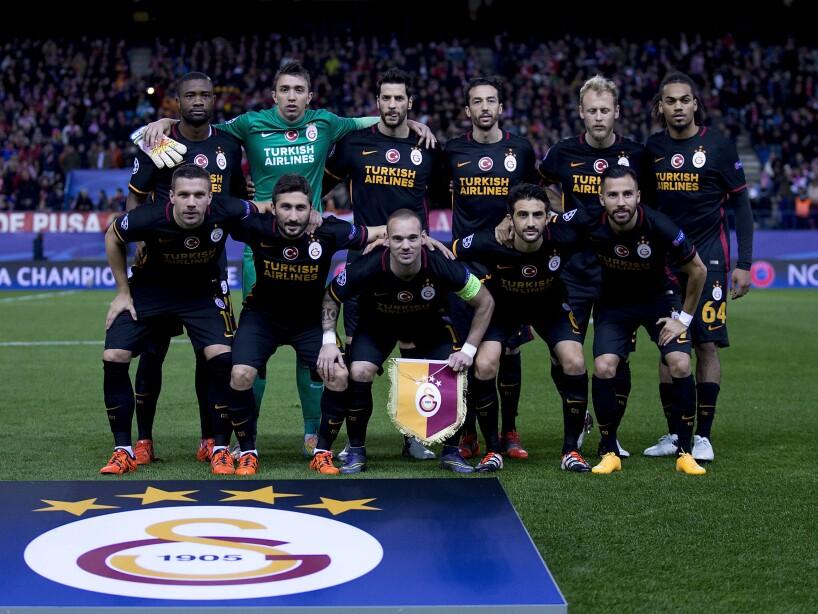 Club Atletico de Madrid v Galatasaray AS - UEFA Champions League