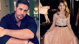 William Levy interrumpe video de su hija bailando en Instagram