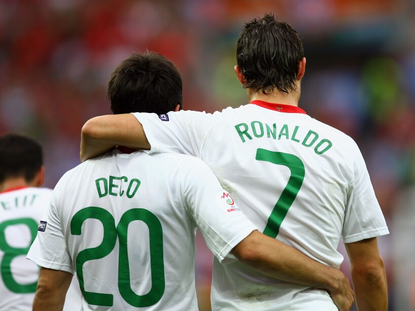 Czech Republic v Portugal - Group A Euro 2008