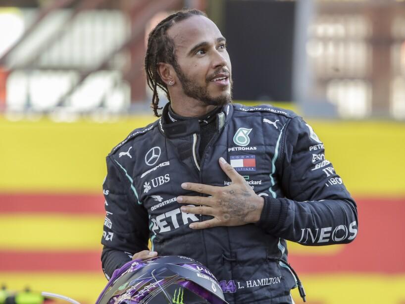 APTOPIX Italy F1 GP Auto Racing