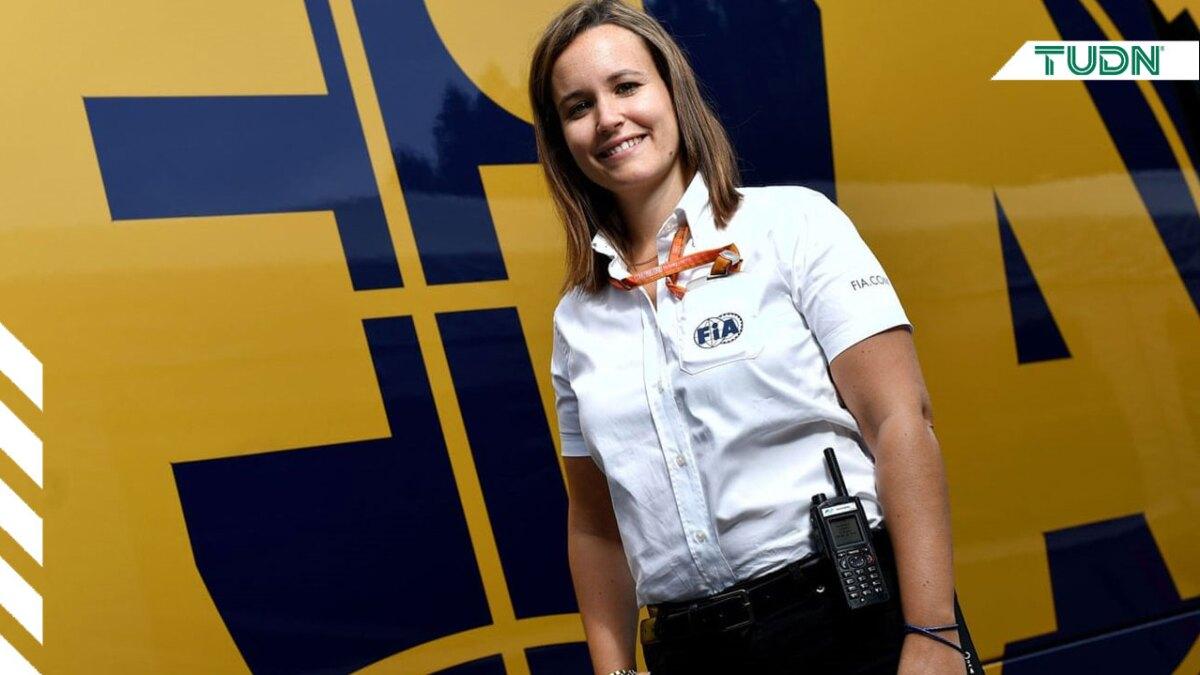 Silvia Bellot será la primera mujer directora de carrera en F3 y F2 - TUDN MEX