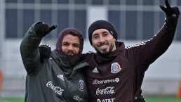 Jona dos Santos y Héctor Herrera no estarán ante Corea del Sur