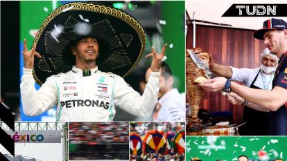 ¡Así se vivió la fiesta de la Formula 1 en México!