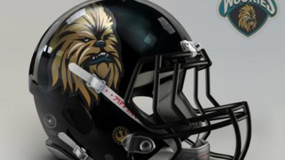 Es el Día de Star Wars y aprovechamos para presentarte los diseños del artista John Raya que son increíbles.